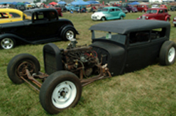 Classic Rat Rod at Louisville Nationals